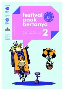 [Poster] Festival Anak Bertanya 2016